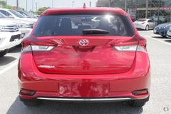 2017 Toyota Corolla Ascent Sport ZRE182R Red
