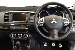 2015 Mitsubishi Lancer XLS CJ MY15 Silver