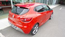 2016 Renault Clio GT IV B98 Flame Red
