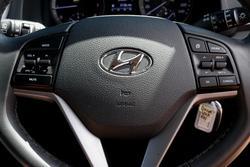 2016 Hyundai Tucson Active X TL Ara Blue