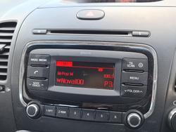 2017 Kia Cerato S YD MY17 Temptation Red