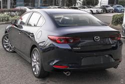 2021 Mazda 3 G20 Evolve BP Series Blue