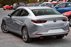 2021 Mazda 3 G25 Evolve BP Series Silver