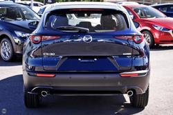 2021 Mazda CX-30 G20 Evolve DM Series Blue