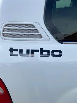 2002 Toyota Landcruiser GXL HDJ100R 4X4 Constant White