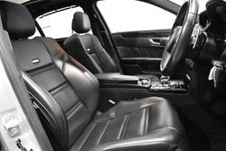 2013 Mercedes-Benz E-Class E63 AMG W212 MY12 Silver