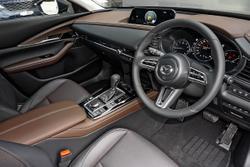 2021 Mazda CX-30 G25 Astina DM Series AWD Blue