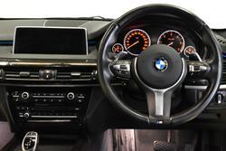 2017 BMW X5 xDrive30d F15 4X4 Constant Silver