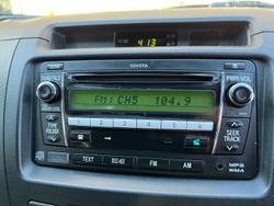 2010 Toyota Hilux SR KUN26R MY10 4X4 Dusty Grey