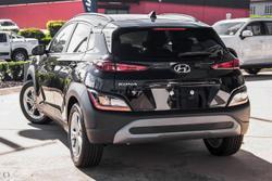 2021 Hyundai Kona Active OS.V4 MY21 Black