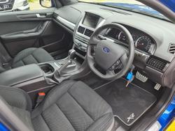 2016 Ford Falcon Ute XR6 FG X Kinetic