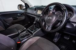 2014 Volkswagen Amarok TDI420 Trendline 2H MY14 4X4 Constant Reflex Silver