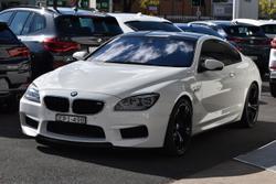 2012 BMW M6 F13 White