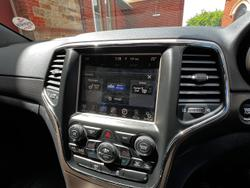 2015 Jeep Grand Cherokee Laredo WK MY15 4X4 Dual Range Silver