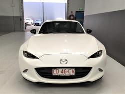 2018 Mazda MX-5 ND White