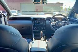 2021 Hyundai Tucson N Line NX4.V1 MY22 White