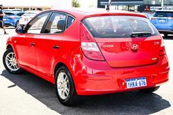 2010 Hyundai i30 SX FD MY10 Shine Red