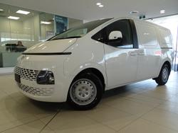 2021 Hyundai STARIA LOAD Limited Release US4.V1 MY22 White