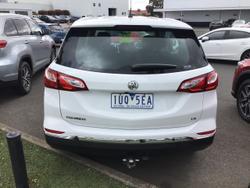 2017 Holden Equinox LS+ EQ MY18 White