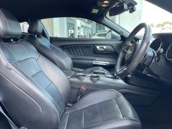 2016 Ford Mustang FM Grey