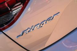 2020 Kia Stinger GT CK MY21 Silky Silver
