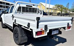 2018 Holden Colorado LS RG MY18 4X4 Dual Range Summit White