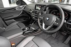 2021 BMW X3 sDrive20i G01 Sophisto Grey