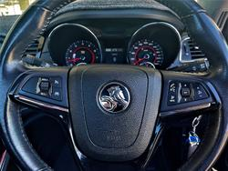 2015 Holden Ute SS Storm VF MY15 Prussian Steel