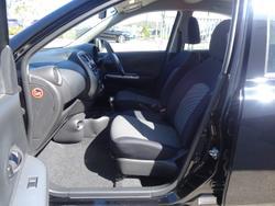 2015 Nissan Micra ST K13 MY15 Boston Black