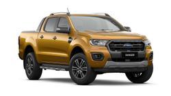 2021 Ford Ranger Wildtrak PX MkIII MY21.25 4X4 Dual Range Saber
