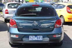 2012 Holden Cruze SRi JH Series II MY12 Green