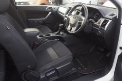 2019 Ford Ranger XLT PX MkIII MY19.75 4X4 Dual Range White