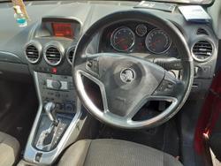 2014 Holden Captiva 5 LT CG MY14 AWD Red