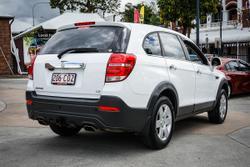 2014 Holden CAPTIVA CGF CAPTIVA 7 LS 2.4 AUTO 2WD (CGF8LC26216) SUMMIT WHITE