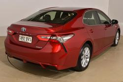 2018 Toyota Camry Ascent Sport AXVH71R Emotional Red