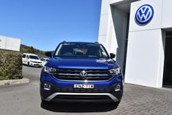 2021 Volkswagen T-Cross 85TSI CityLife C1 MY21 Reef Blue