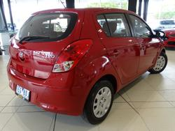 2014 Hyundai i20 Active PB MY15 Red