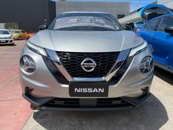 2021 Nissan JUKE Ti F16 Platinum