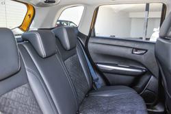 2021 Suzuki Vitara Turbo LY Series II Solar Yellow