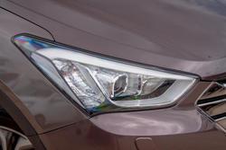 2013 Hyundai Santa Fe Highlander DM MY14 4X4 On Demand Bronze