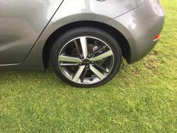 2016 Kia Cerato Sport YD MY17 Grey