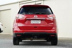 2016 Nissan X-TRAIL ST-L T32 Burning Red