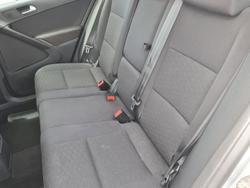2015 Volkswagen Tiguan 118TSI 5N MY16 Reflex Silver