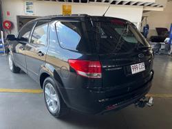 2012 Ford Territory TX SZ Silhouette
