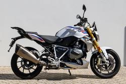 2019 BMW R 1250 R White