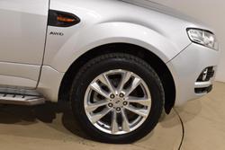 2014 Ford Territory TS SZ AWD Lightning Strike