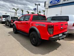 2018 Ford Ranger Raptor PX MkIII MY19 4X4 Dual Range Race Red