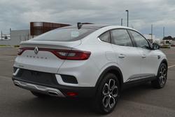 2021 Renault Arkana Intens JL1 UNIVERSAL WHITE