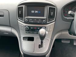 2016 Hyundai iMax TQ3-W Series II MY16 Silver