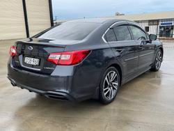 2018 Subaru Liberty 2.5i Premium 6GEN MY18 AWD Dark Grey